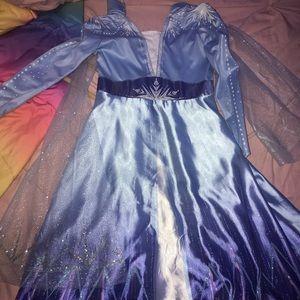 Elza custom dress